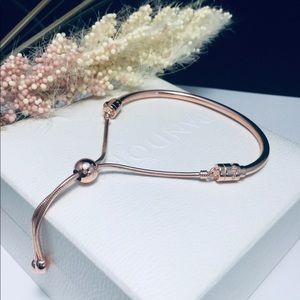 Original pandora adjustable bracelet